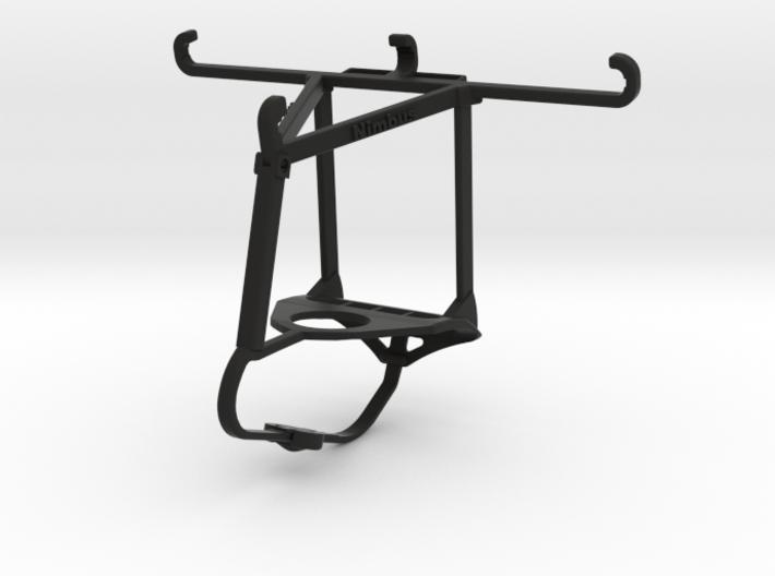 Steelseries Nimbus & Apple iPod touch 5th generati 3d printed