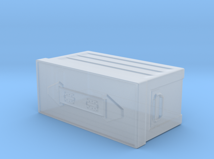 Military Ammo Box 3d printed
