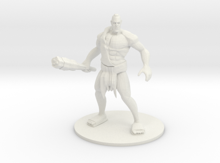 Stone Giant 3d printed