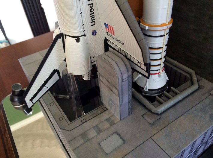 Bandai Shuttle 1:144 MLP Final 3d printed
