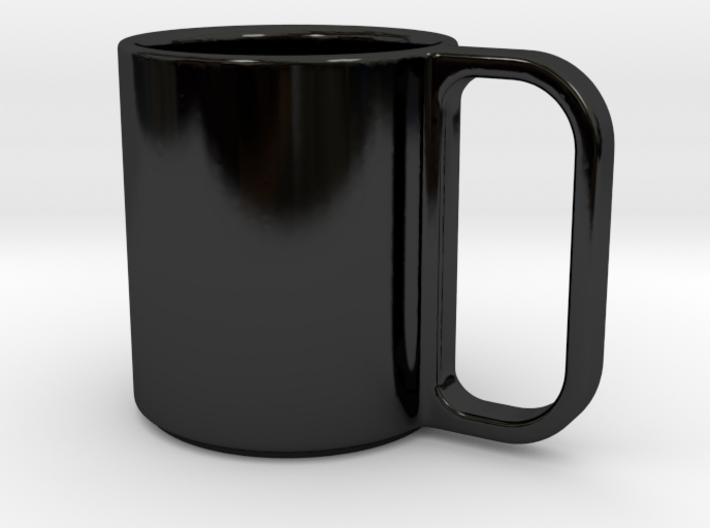 Full Handle Mug 3d printed