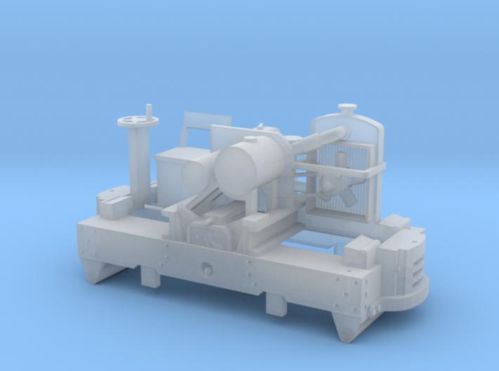 Simplex 1 35 scale 3d printed