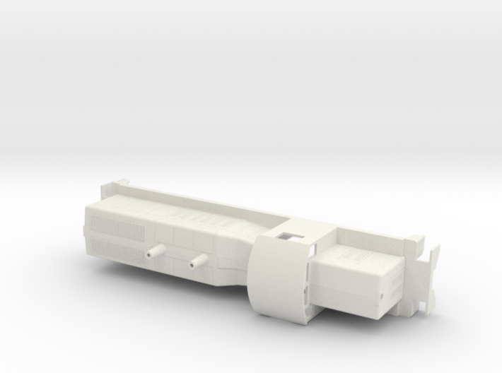 EMD NW5 1 mm thick wall 3d printed