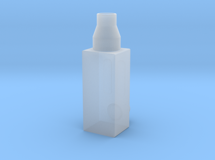 Nascar Koolbox 3d printed