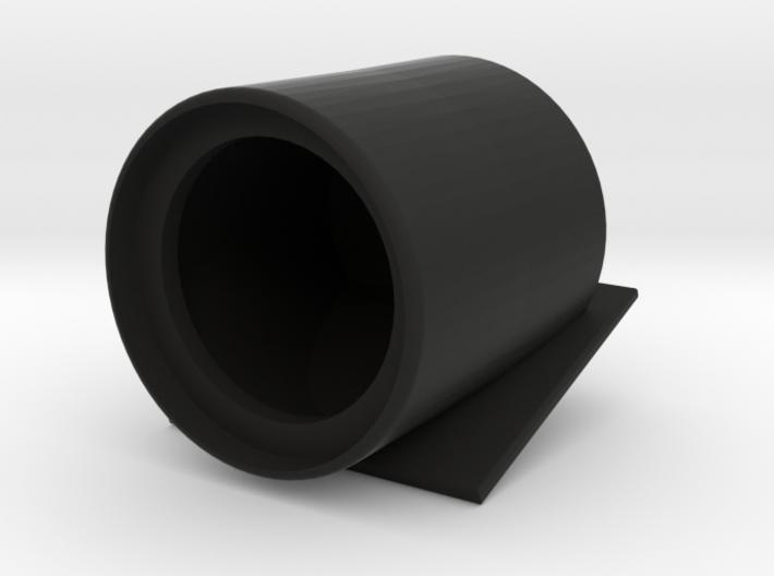 Dayton RS75-4 Speaker Pod 3d printed