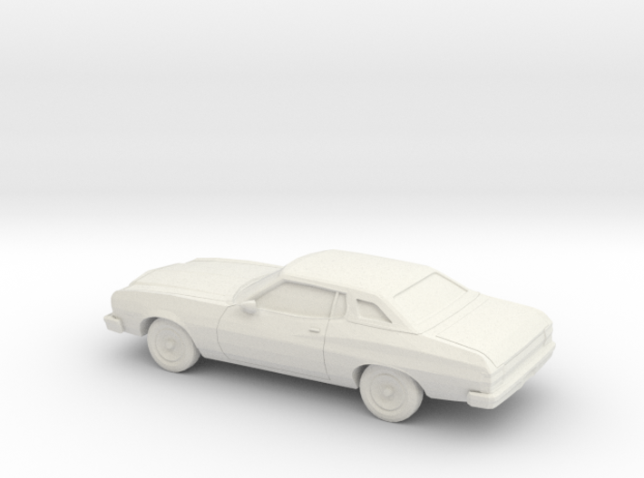 1/87 1974-76 Ford Gran Torino Brougham Coupe 3d printed