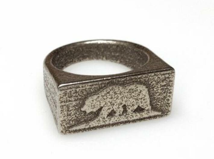 CA ring 3d printed