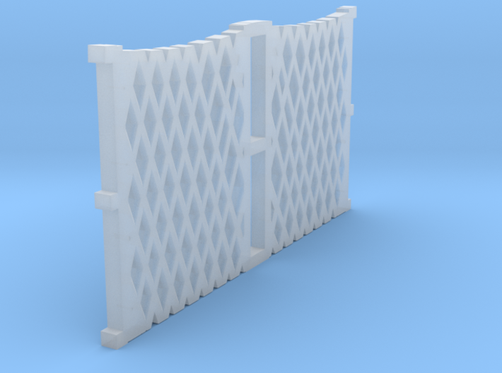 o-148-lswr-folding-gate-set 3d printed