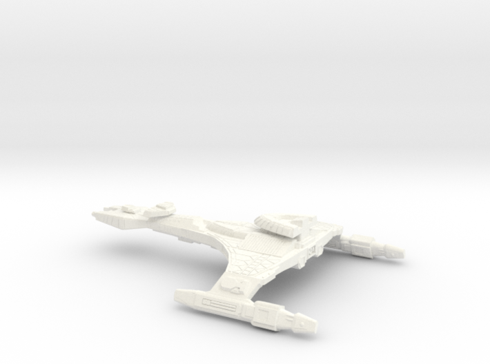 2500 Vor'cha Klingon attack cruiser 3d printed