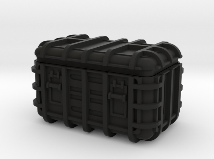 Star Wars Imperial Crate 1 (2 Parts) 3d printed