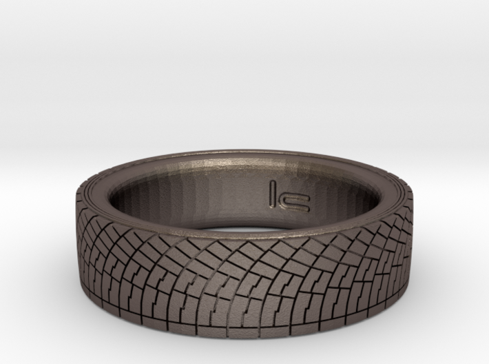 Rally Tire Ring 11.5 3d printed