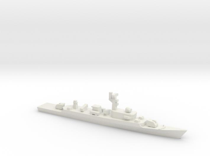 PLA[N] Type 053H2 Frigate w/ YJ-83, 1/2400 3d printed