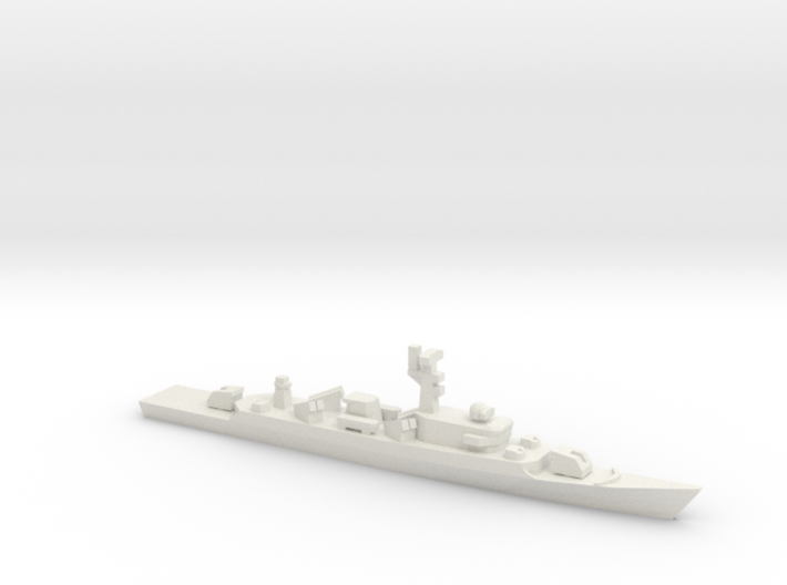 PLA[N] Type 053H2 Frigate, 1/2400A 3d printed