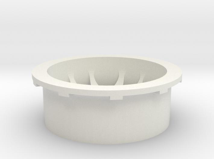 Dakar beatlock wheel 0.2 part 2/3 3d printed