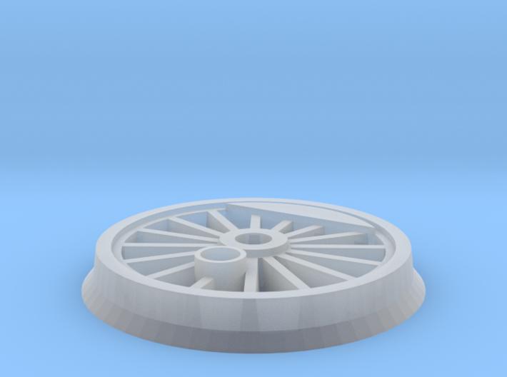 Gauge 1 BR55 Driving Wheel 3d printed
