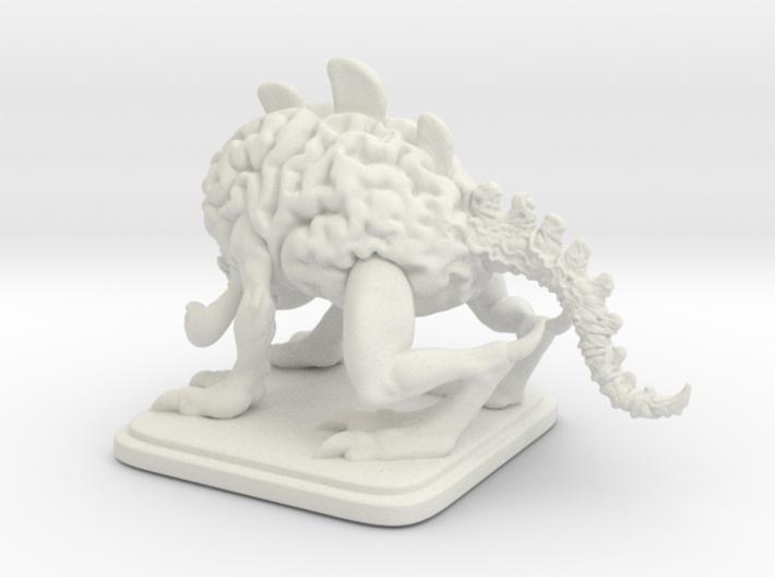 BrainBeast 3d printed