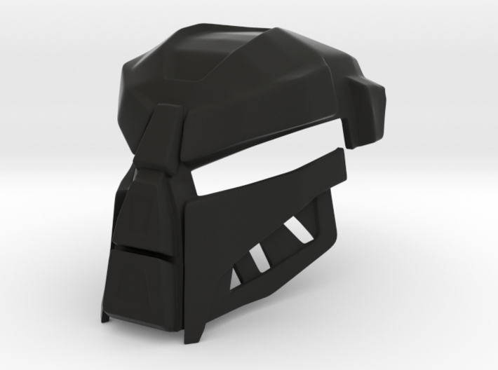 Teridax's Mask of Shadows (Movie Version) 3d printed