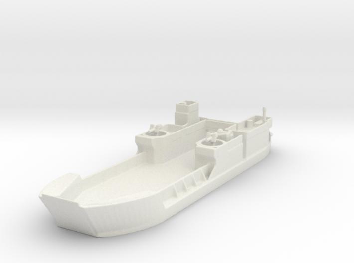 Landing Craft Tank LCT MK 6 1/285 3d printed