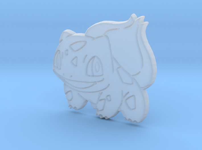 Bulbasaur 3d printed