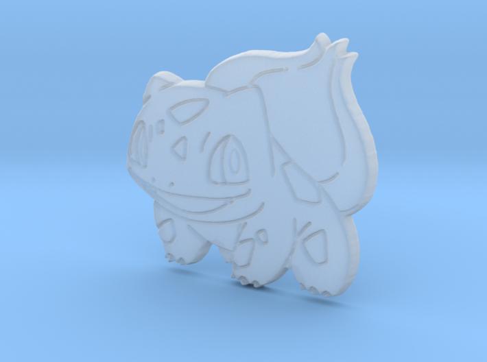 Bulbasaur 3d printed
