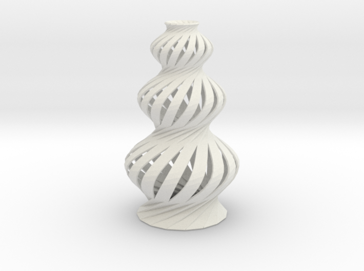 Tower Twist Helix Conical S 3d printed