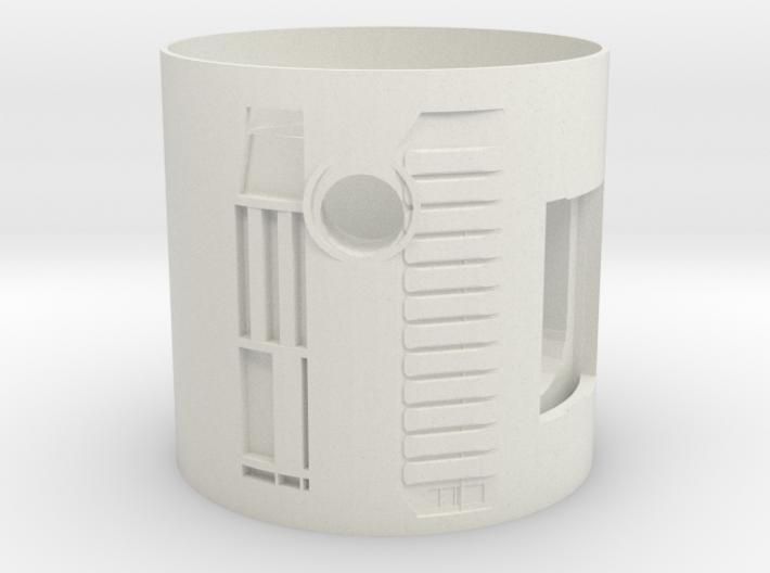 MR DM speaker Holder 3d printed