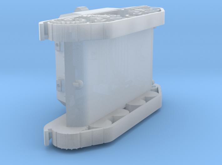 T5E1 1:200 3d printed