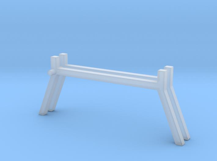 1/64 Ladder Rack 2 3d printed