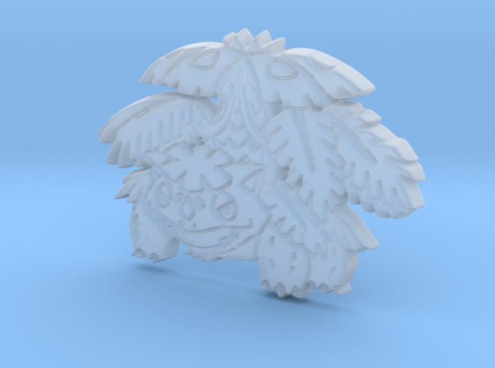 Mega Venusaur 3d printed