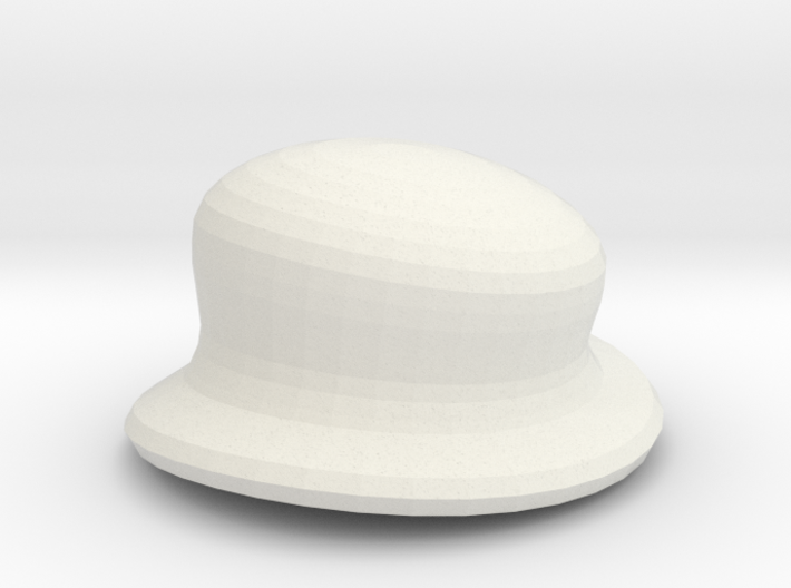 Eggcessories! Small Hat 3d printed