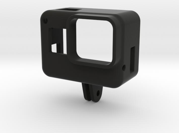 Vlogging Box RR GoPro Support 3d printed