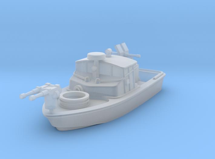 Vietnam Boat PBR esc: 1/160 3d printed
