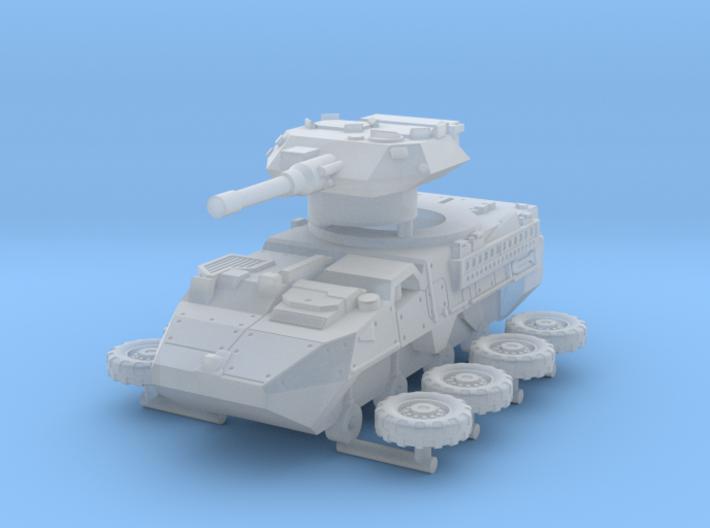 Stryker Dragoon 30 mm RWS esc: 1/160 3d printed