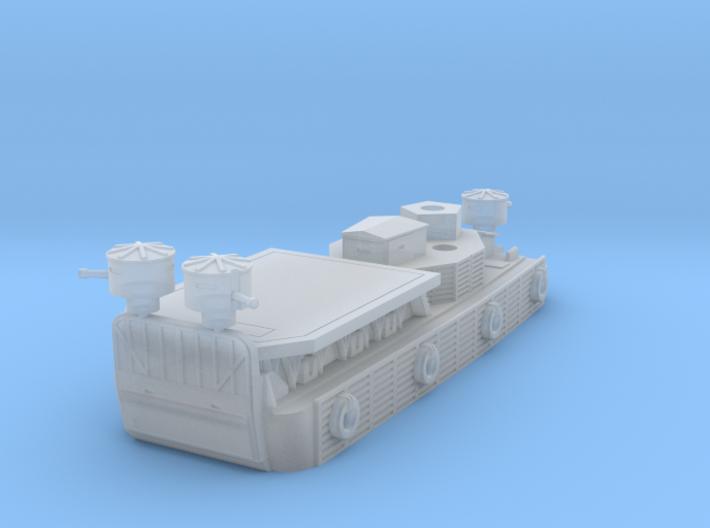 Vietnam Boat ATC esc: 1:200 3d printed