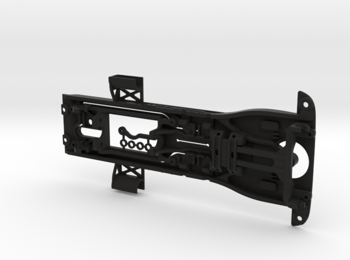 """3D Chassis - Fly Truck Mercedes Benz """"All-In-One"""" 3d printed"""