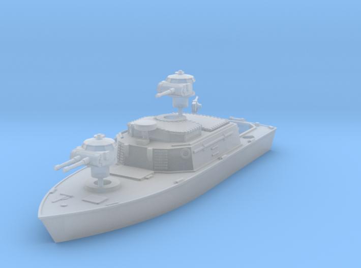Vietnam Boat ASPB esc: 1:160 3d printed