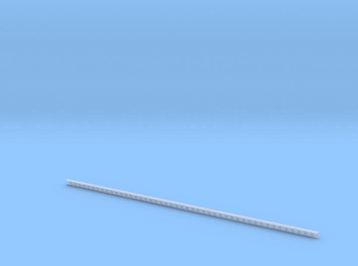 HO Wodonga Station Corbel Strip - 269mm long 3d printed