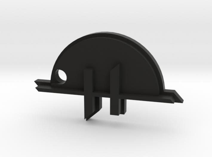 Helgrim Keychain 3d printed