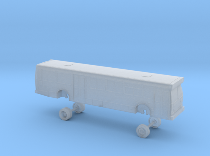 N Scale Bus Orion V GGT 1500s 3d printed