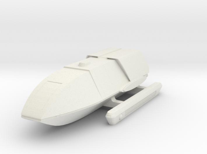 TMP Era Shuttle 3d printed