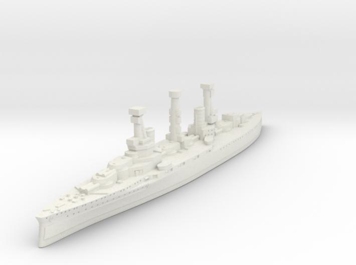 HMS Agincourt, Rio de Janeiro, Sultan Osman-ı Evve 3d printed