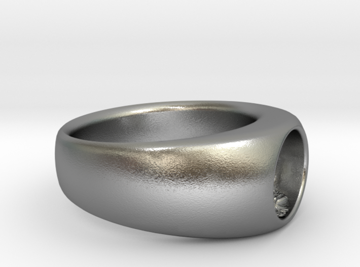 Buddha Ring Size 9 3d printed