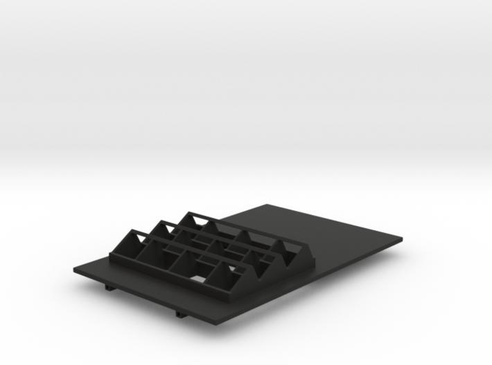 Roof & Bay Lights 3d printed