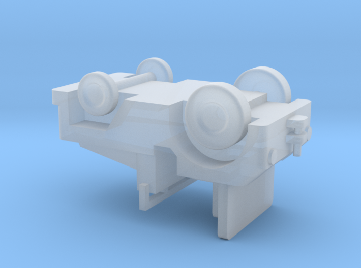 1/160 Scale SM340 Tow Tractor 3d printed