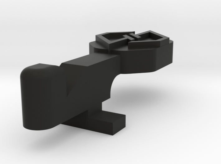 Bolt Release 3d printed