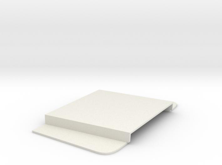 DAF-T-vloer 3d printed