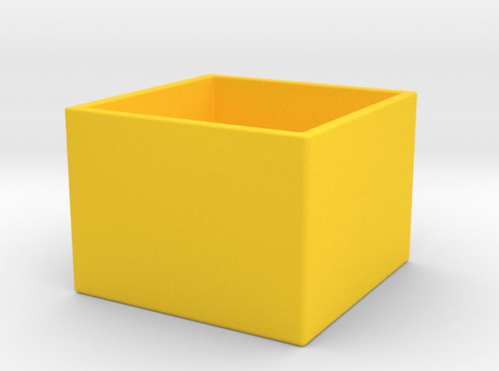 ShogiPieceBox-110-110-80-Body 3d printed