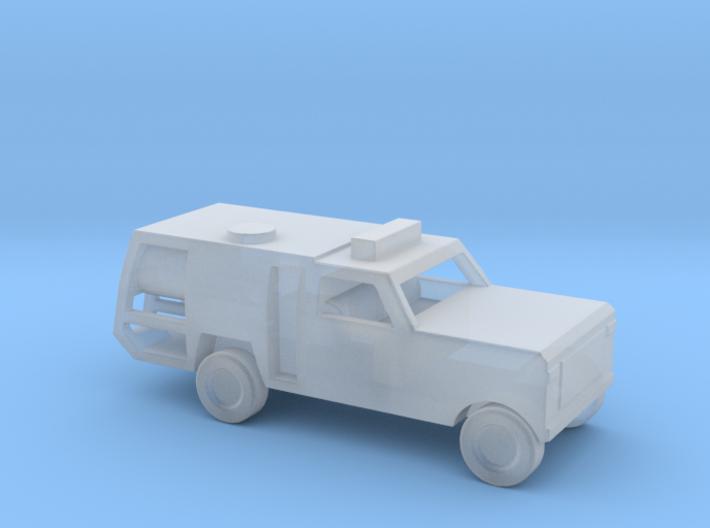 1/160 ScaleDodge Fire Pickup 3d printed