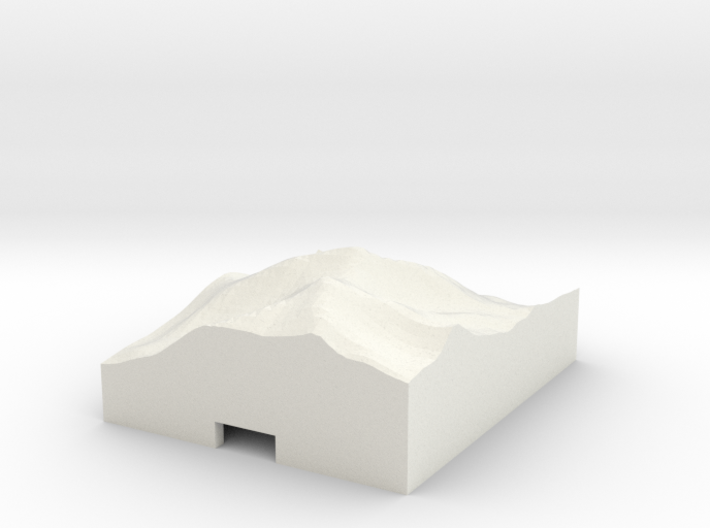 Torreys Peak 3d printed