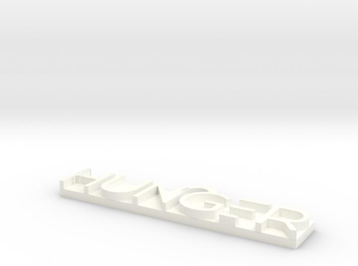HUNGER 3d printed